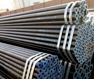 20-inch LSAM welded black round carbon steel pipe