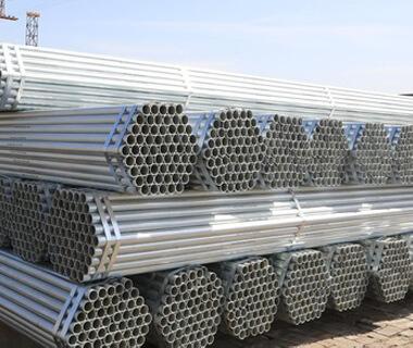 ASTM Hot Dip Pre Galvanized Steel Pipe