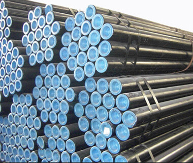 Black s275jr structural steel pipe