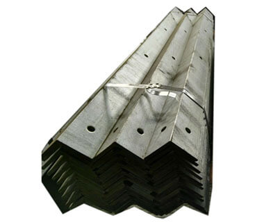 Galvanized steel angle sections bar steel angle iron