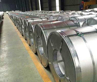 Gi SGCC steel coil galvanized steel plain coil