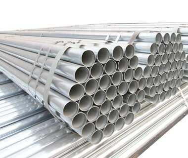 Gi pipe pre galvanized steel hollow section pipe