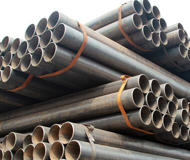 Carbon A53 LSAM welded steel pipe