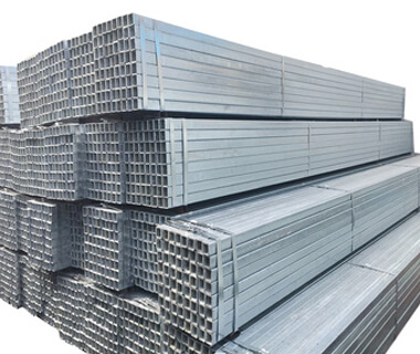Hot dipped pre galvanized square hollow section steel pipe