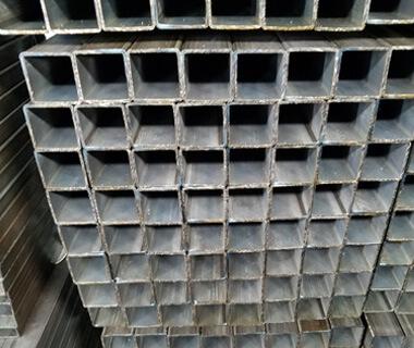 4340 100mm Metal Hollow Steel Pipe SHS Square Steel Tube