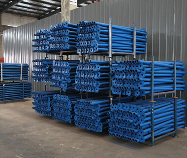 2 Inches ERW Round Carbon Steel Structural Scaffolding Pipe