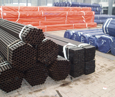 200mm ERW Round Welded Steel Pipe in China