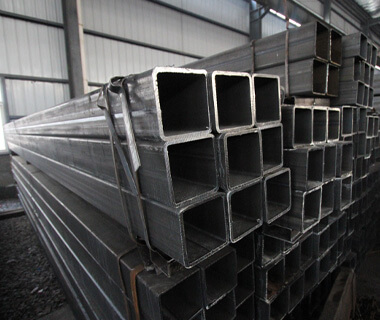 China ASTM A36 SHS Steel Square Tube Supplier