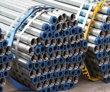 Galvanized Carbon Steel Round Pipe From China Supplier