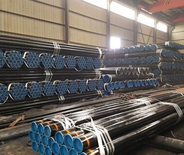 ASTM A106 Black Painted Cold Drawn Carbon Steel Tube