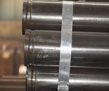 China High Quality Seamless Grooved Steel Tube