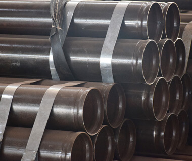 China High Quality Grooved Steel Tube Supplier