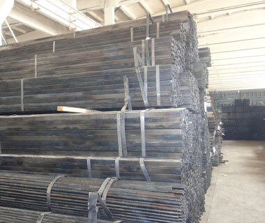 China High Quality Q235 ERW Furniture Steel Pipe Supplier
