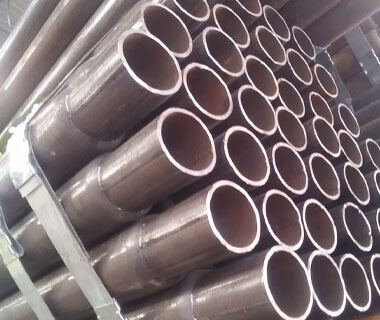 Hot Dipped 0.5 inch ERW Gi Round Grooved Steel Pipe