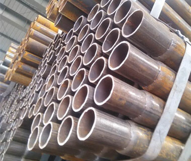 ERW Gi 0.5 inch Round Grooved Steel Pipe