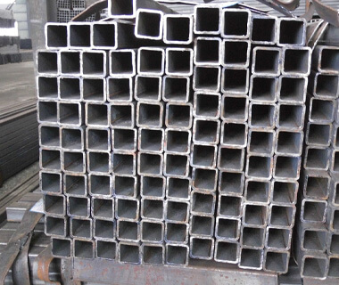 ERW MS Carbon Steel Hollow Section SHS Tube Manufacturer