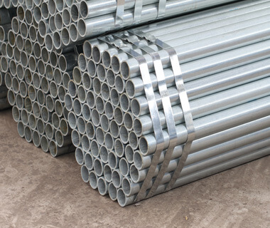 Light/Medium/Heavy Gi Galvanized Low Carbon Steel Pipe
