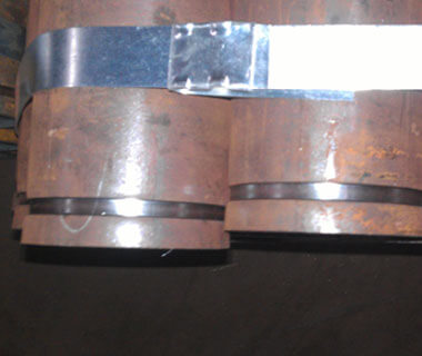 Metallic Grooved ERW Carbon Steel Pipe