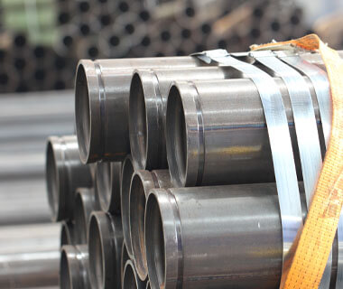 Custom Grooved Steel Pipe Galvanized ERW Steel Pipe