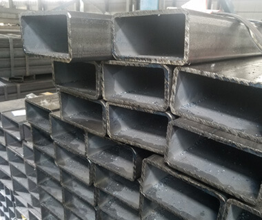 China High Quality Hollow Section Pipe Rectangular Tube