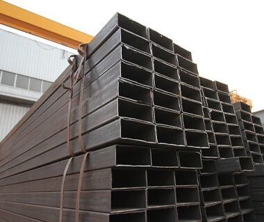Q345b Hot Dipped Galvanized RHS Steel Pipe Supplier