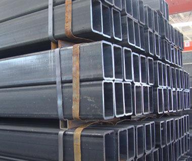 Custom Welding Rectangular Hollow Section Steel Pipe