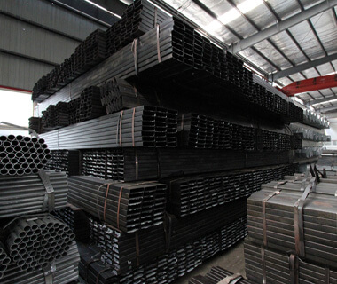 Hot Dipped Welded Rectangular Steel Hollow Section