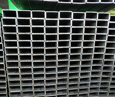 Metal Carbon Rectangular Steel Hollow Section Tube Manufacturer