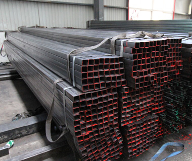 Custom SHS pipe s355 square hollow section steel tube