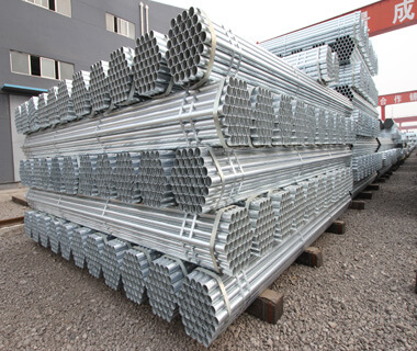 Hot Rolled Scaffolding And Galvanized Steel Pipe For Construction