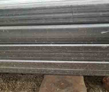 SHS Seamless Iron Square Hollow Section Pipe Factory