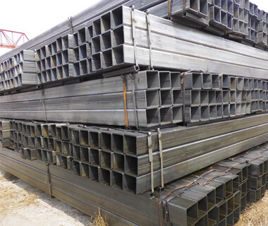 Hot dipped galvanized welded square steel hollow section tube