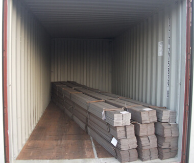 Factory Produce Low Price Prime Q235 A36 MS Steel Flat Bar