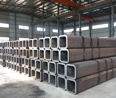 Custom AISI JIS 420 Stainless Steel Seamless Square Pipe