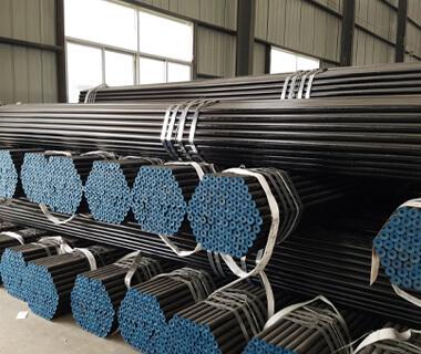 ASTM A53 API 5L Petroleum Pipeline Seamless Steel Tube