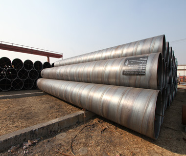 ARC API 5l Spiral Heavy Weight Drill Welded Pile Steel Pipe