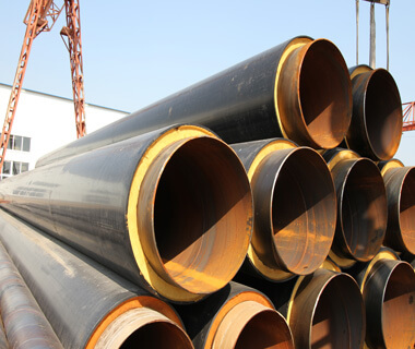 Thermal Insulation Steel Pipe API with Seamless Precision For Hot Water Boiler Pipe