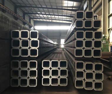 ASTM A283 Seamless Steel Square Tube Supplier
