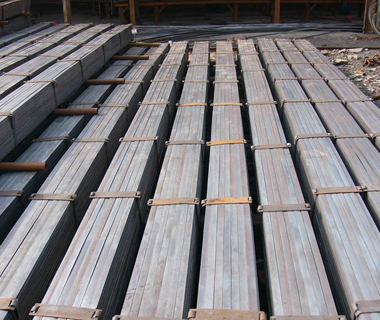 China Manufacture S45c Carbon Hot Rolled Steel Flat Bar
