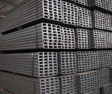 Hot Selling China Supplier Wholesale ASTM Hot Rolled  U Channel Steel