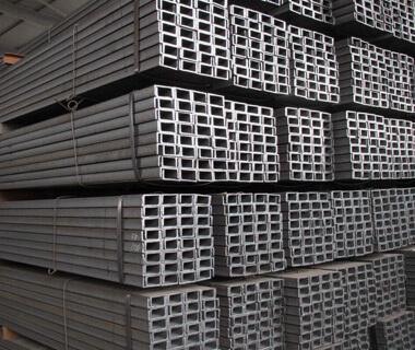 ASTM Hot Rolled Steel U Channel