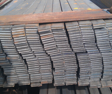 Factory Direct Cold Drawn Flat Steel Bars for Building Materials