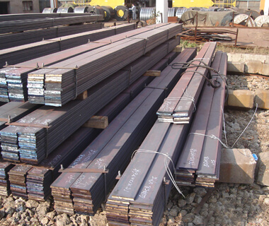 Hot Rolled Steel Standard Flat Bar SS400 with High Quality