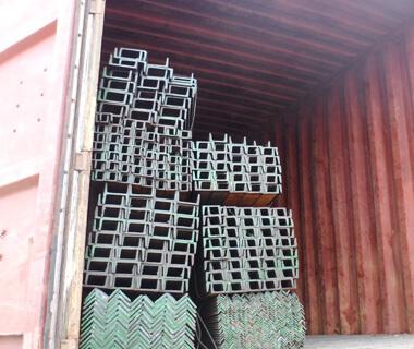 Professional Supplier Hot Rolled  U Universal Beam Steel Iron