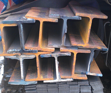 High Quality Hot Rolled Q235 I Beam Steel with Low Price of China Factory
