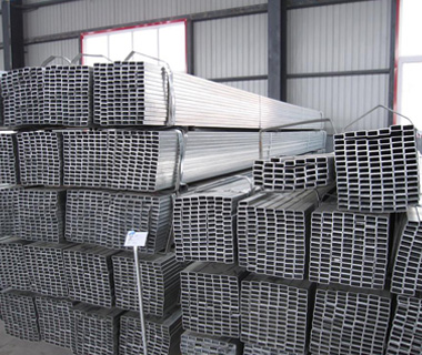 2.5 Inches Pre Galvanized Hollow Section Rectangular Steel Tube