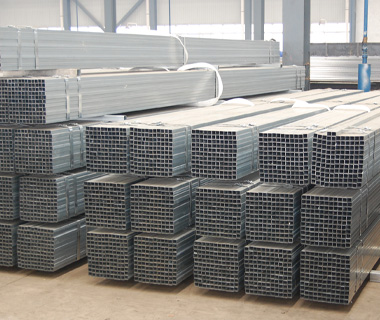 OEM Pre Galvanized Hollow Section Square Iron Steel Pipe