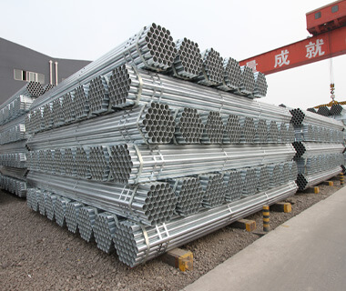 Construction Material Q195 Marking Pre Gi Steel Pipe