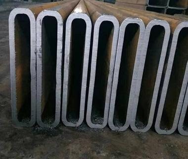 Q345B China Price of Seamless Rectangular Steel Pipe