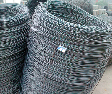 Hot Rolled Wire Rod  Reinforced Deformed Steel Bar